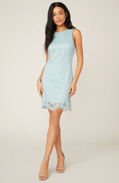 Ace of Lace Bodycon Dress