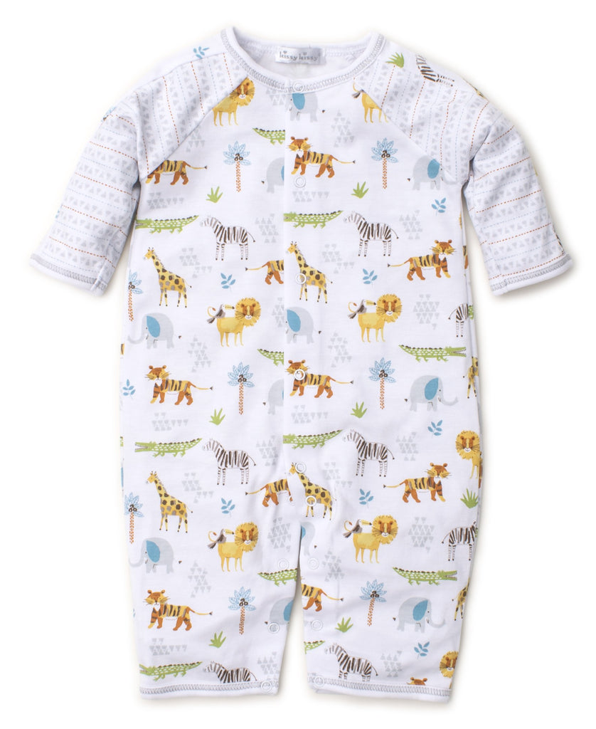 Kissy Kissy Jungle Print Playsuit
