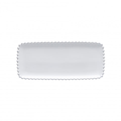 Costa Nova Pearl Rectangular Tray - G/W