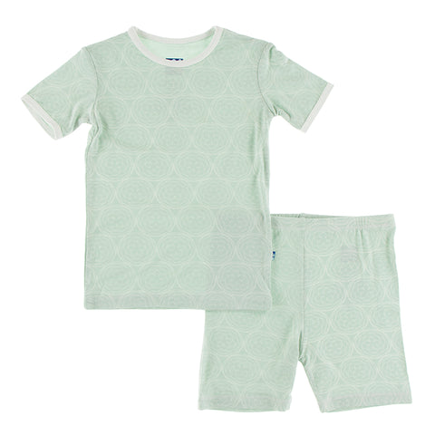 S/S PJ Set - Aloe Venus Orbit