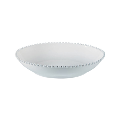 Costa Nova Pasta Serving Bowl, Pearl White - A/R