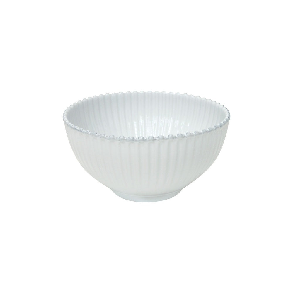 Costa Nova Serving Bowl, Pearl White