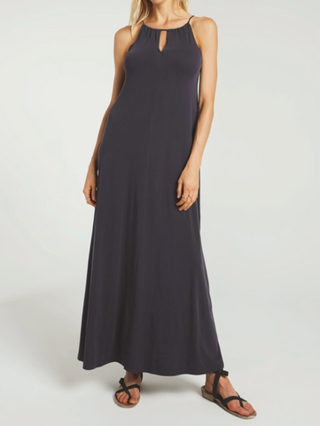 Marta Maxi Dress - Washed Black