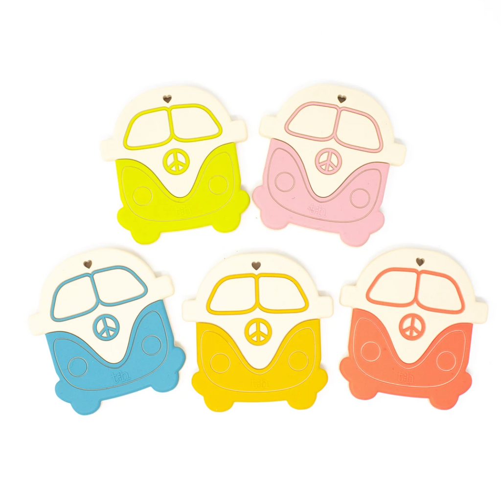 VW Bus Silicone Teether