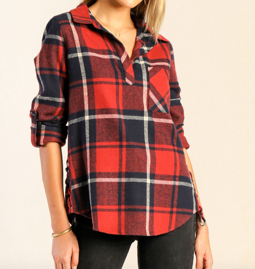 The Fall Flannel