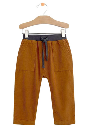 The Camel Cord Pants