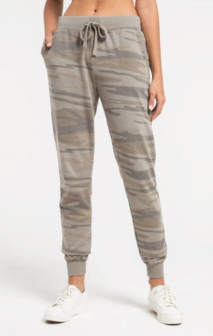 The Camo Pant - Light Sage