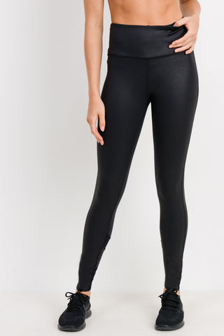 The Faux Leather Leggings!