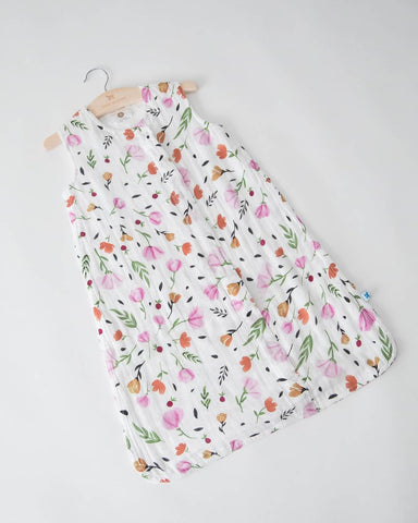 Berry & Bloom Cotton Muslin Sleep Sack