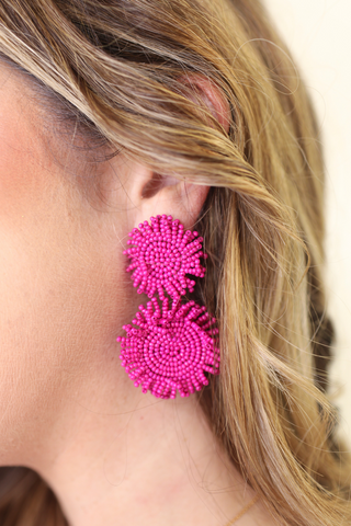 The Evy Beaded Earring