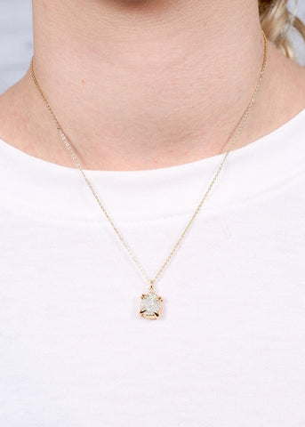 Herbert Druzy Necklace