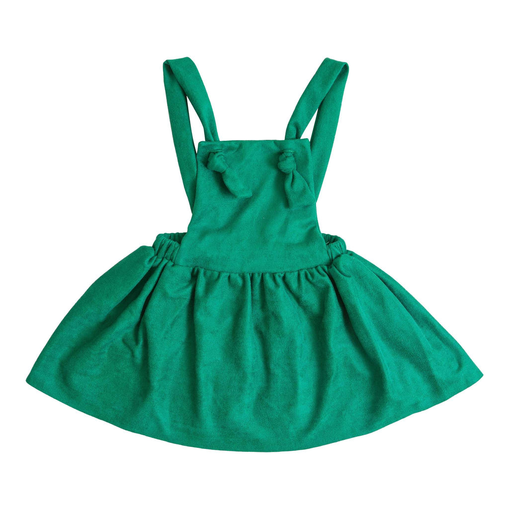 Hunter Green Pinafore