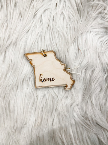 Missouri State Ornament