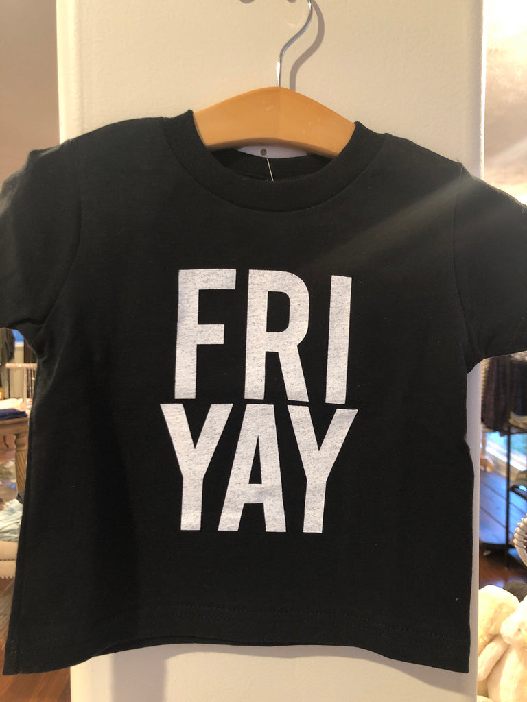 Fri-YAY Toddler Tee