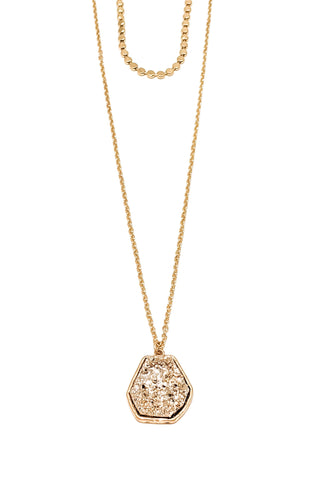 Kendyll Necklace - Rose Gold
