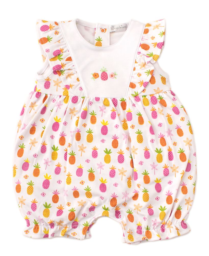 Pineapple Playsuit - Bl