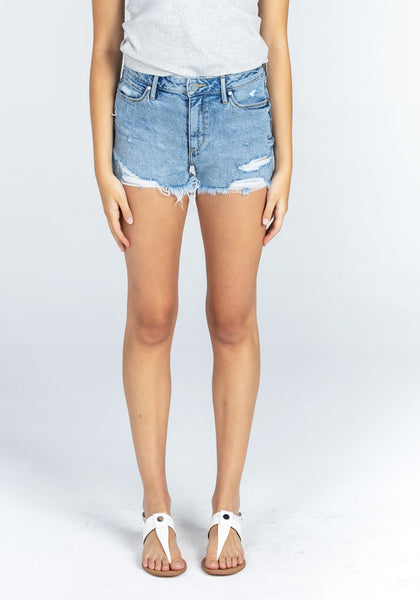 The Meredith Hi Rise Short - Kurtistown