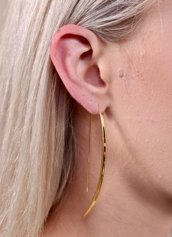 Miller Bar Earring