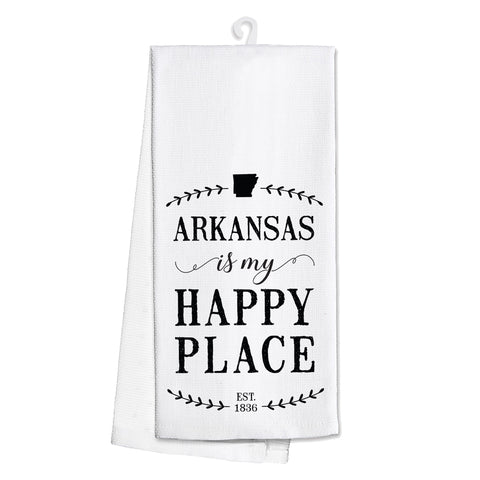 Arkansas is my Happy Place