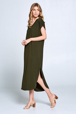 Everyday Butter Maxi - Olive