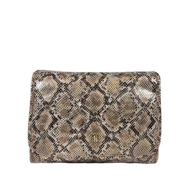 PurseN Getaway Toiletry Case - Python