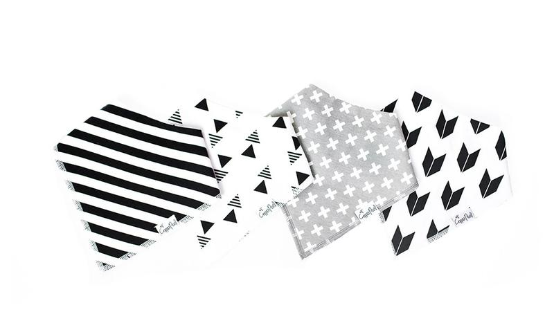 Bandana Bib Set, Shade