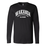 Wakanda (long sleeve)