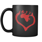 Black. Love. Power. Mug
