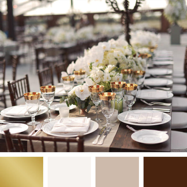 Color Trends What S New What S Next: 2016–2017 Fall/Winter Wedding Color Trends