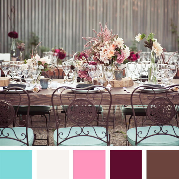2016–2017 Fall/Winter Wedding Color Trends – Pom Paperie