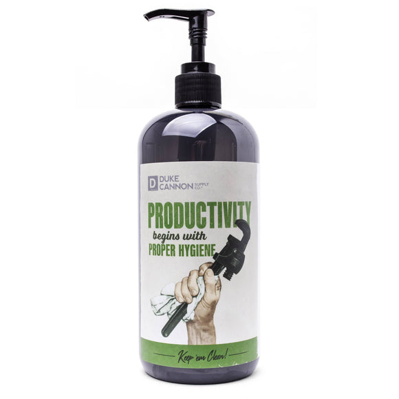 Productivity Liquid Hand Soap