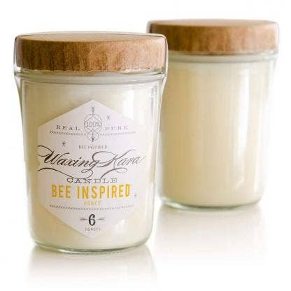 Bee Inspired Honey Candle