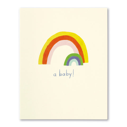 A Baby! Card