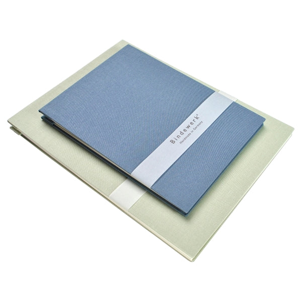 Linen Post Album - Cream Linen