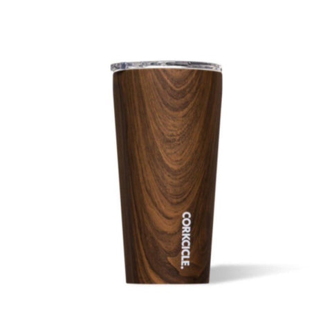 Tumbler - 16oz Walnut Wood