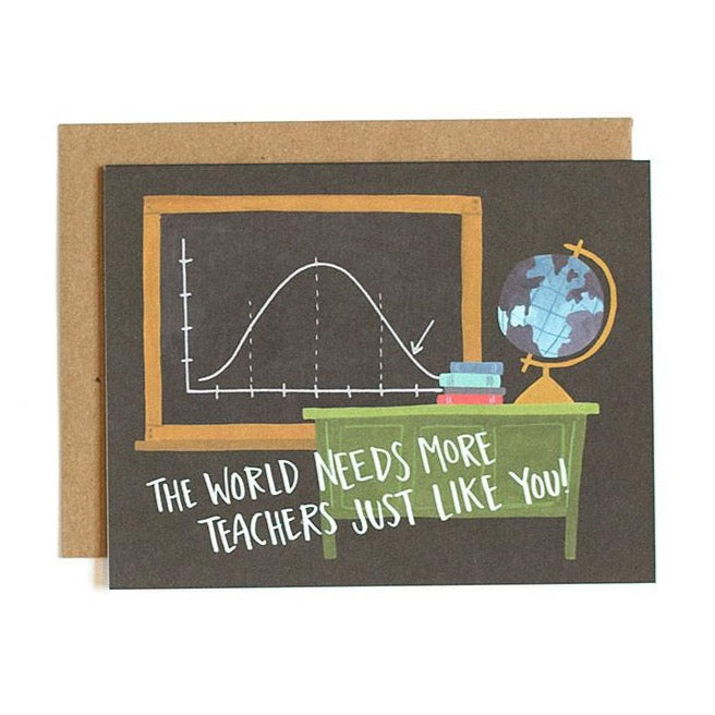 Teachers Like You Card