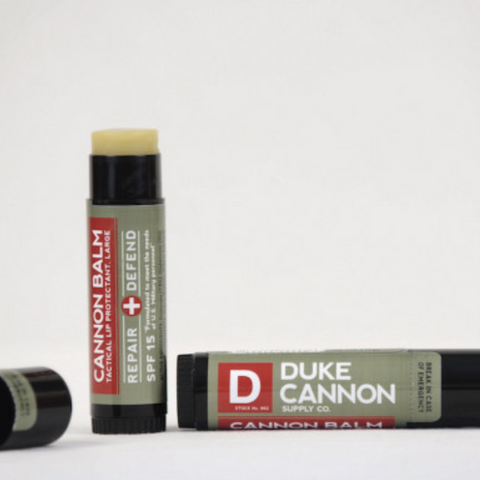 Cannon Balm - Tactical Lip Protectant