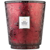 Goji Tarocco Orange Hearth Candle