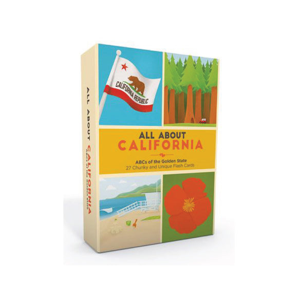 All About California: ABCs of The Golden State