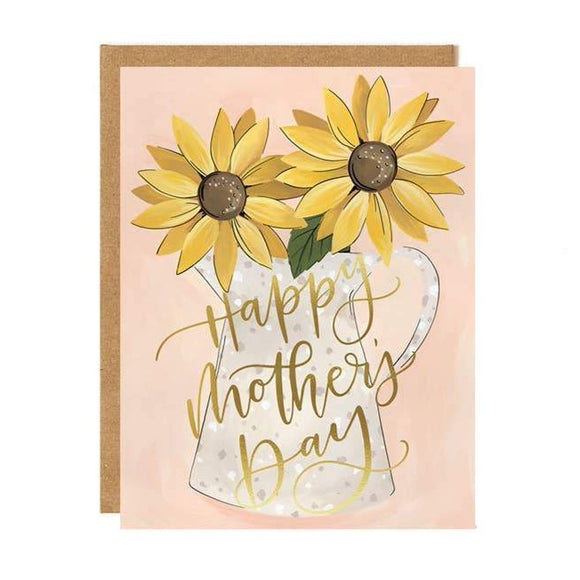 Mother's Day Sunflowers Card