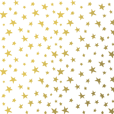Golden Stars 5' Wrap