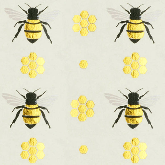 Honey Bee Wrapping Sheet