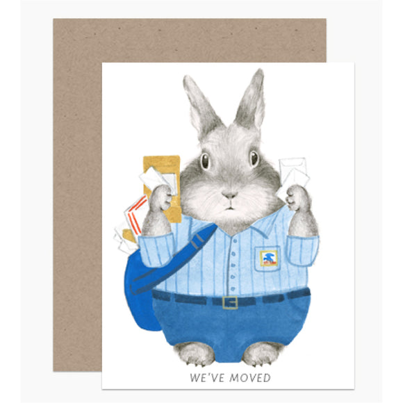 Postal Bunny Cards Boxed Set