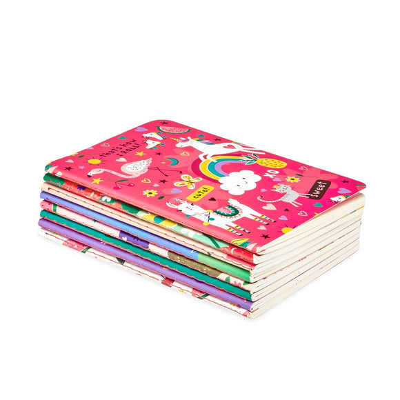Funtastic Friends Pocket Pal Mini Journals