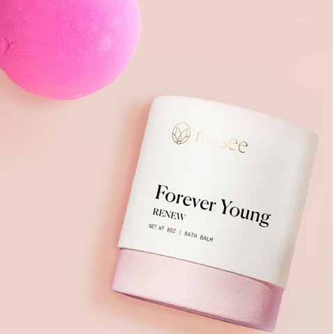 Therapeutic Bath Bomb - Forever Young