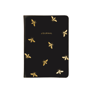 Black Bee 5x7 Essential Journal