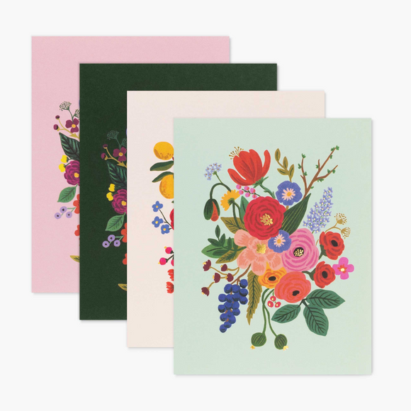 Garden Party Assorted Cards Boxed Set