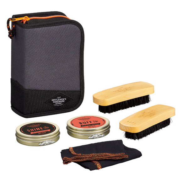 Cut Above The Rest Shoe Shine Kit