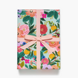 Garden Party Gift Wrap Roll