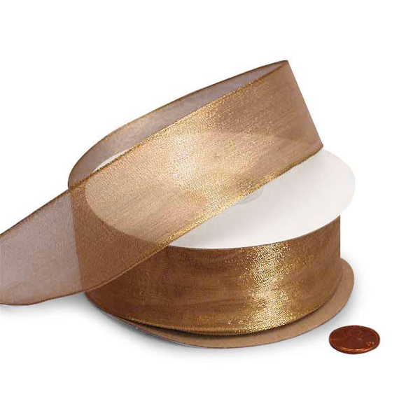 Troy Metallic Ribbon